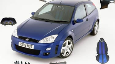 Ford Focus RS mk1 spares available