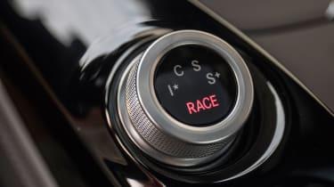 Mercedes-AMG GT C Coupé - Driving modes