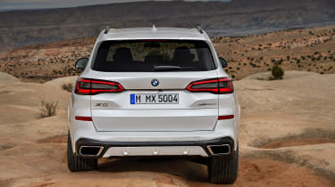 2018 BMW X5 - tail