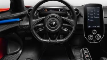 McLaren Senna - interior