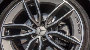 Mercedes-AMG CLS 53 - wheels