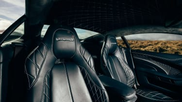 Aston Martin DB11 & Vanquish S - interior