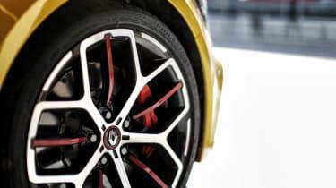 Renault Sport Megane RS 300 Trophy - new wheels