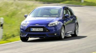 Best hot hatchbacks: Ford Focus ST