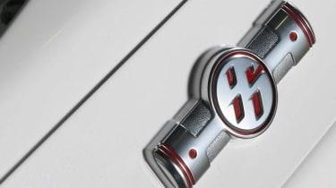 Toyota GT86 GT4 racing car badge