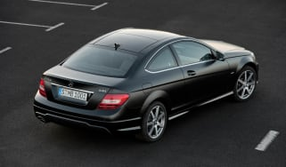 New Mercedes-Benz C-Class coupe revealed