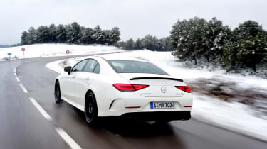 Mercedes-AMG CLS 53 - rear quarter