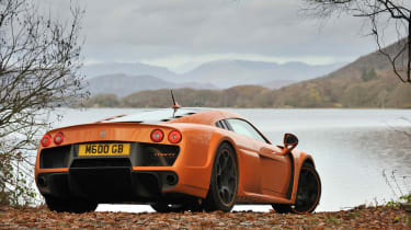 evo January 2013 Noble M600 Coniston Water