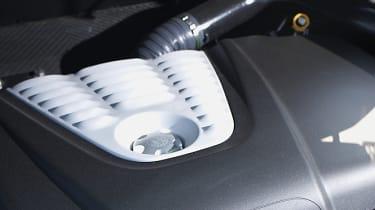 Alfa Romeo 4C turbo 1.75 engine