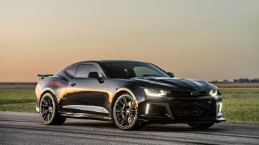 Hennessey Camaro - front static