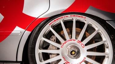 Audi A4 Super Tourer - wheel