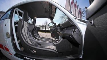 Porsche 911 2.7 RS conversion kit interior seat