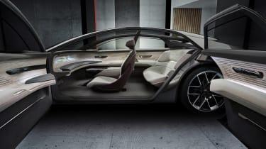 Audi Grand Sphere Concept – doors open