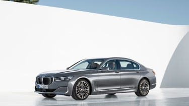 2019 BMW 7-series - quarter