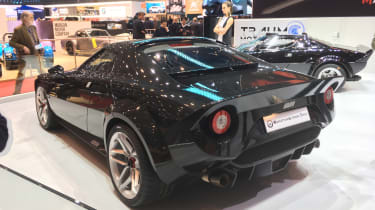 MAT Lancia Stratos rear Geneva motor show