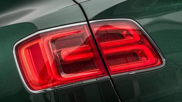 Bentley Bentayga Diesel - taillight