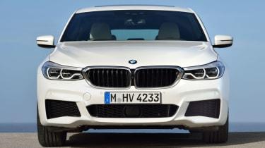 BMW 640i xDrive Gran Turismo - Front