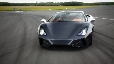 Arrinera supercar launched