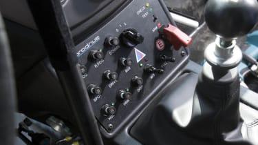 Subaru Prodrive Impreza N2009 interior