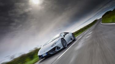 Lamborghini Huracan EVO - front