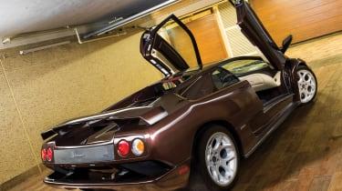 Lamborghini Diablo VT 6.0 SE – rear quarter