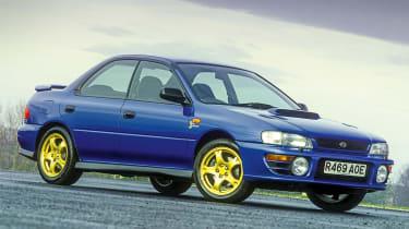 Subaru Impreza Terzo