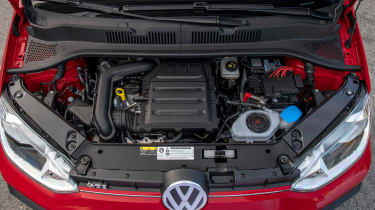 Volkswagen Up GTI 2018 engine
