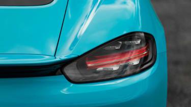 Porsche 718 Cayman S - Rear light