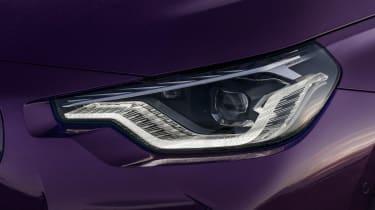 BMW 2-series 2021 – headlight