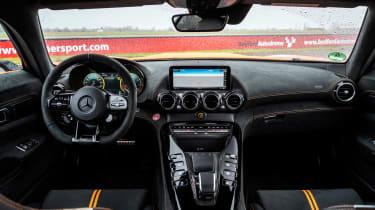 Mercedes-AMG GT Black Series – cabin
