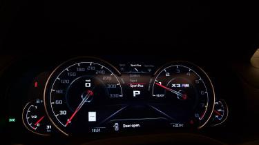 BMW X3 M dashboard
