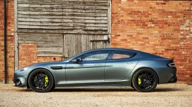 Aston Martin Rapide AMR side