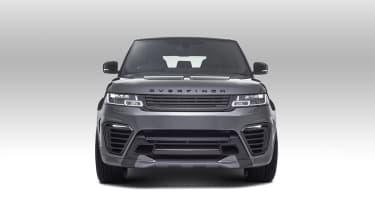 Overfinch Range Rover Sport front