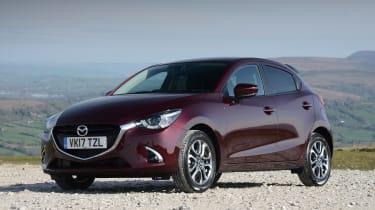 2017 Mazda 2 - front static