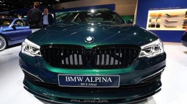 Alpina D5 S GER - front