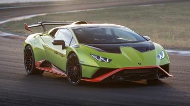 Lamborghini Huracan STO (International) – header