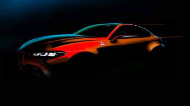 new Alfa GTV sketch - front