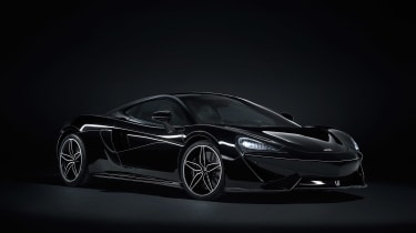 McLaren 570GT Black Collection - front