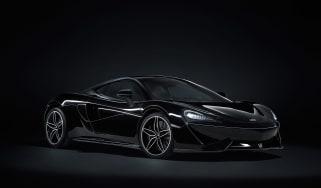McLaren 570GT Black Collection - front