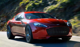 New Aston Martin Rapide S