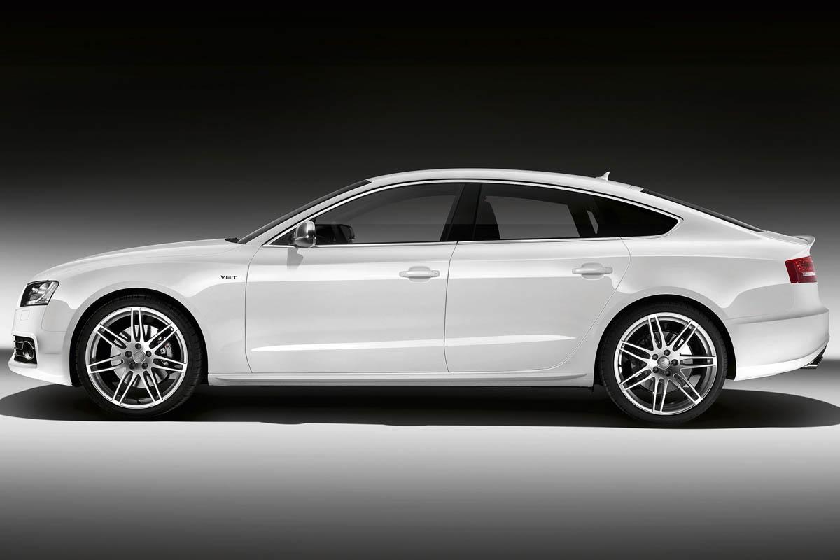 Audi S5 Sportback Quattro Review Evo
