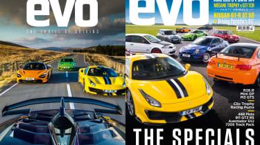 evo 262 - covers