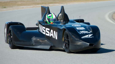 Nissan DeltaWing 2012 24 Hours of Le Mans