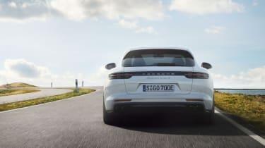 Porsche Panamera Turbo S E-Hybrid Sport Turismo - rear