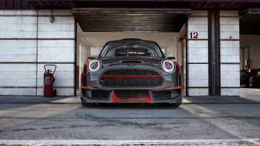 Mini John Cooper Works GP Concept - front static
