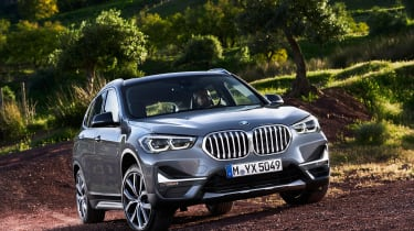 BMW X1 facelift 2019 - static
