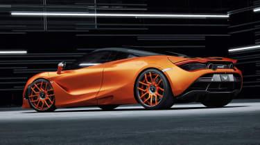 Wheelsandmore McLaren 720S – rear quarter