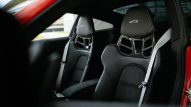 Porsche 911 GTS review (992) – seats