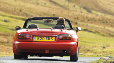Mazda MX-5 Mk1 buying checkpoints