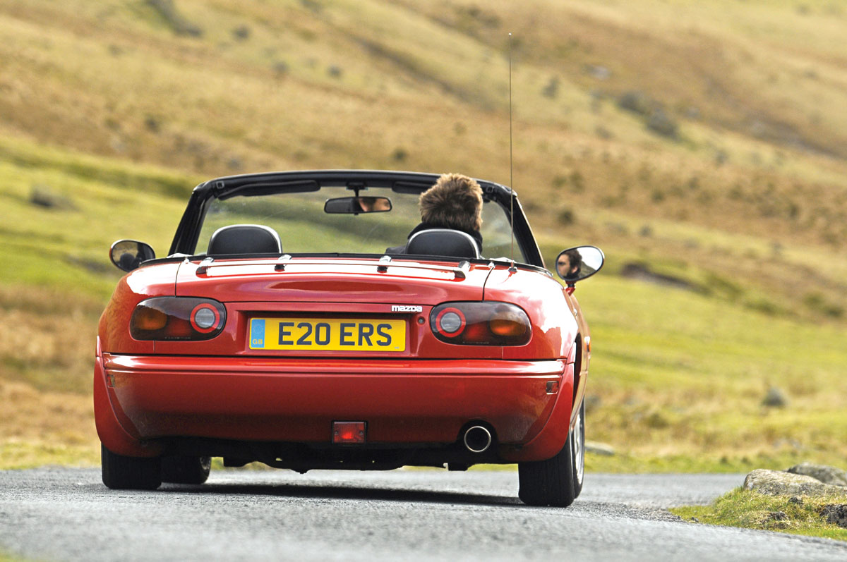 Mazda Mx 5 Mk1 Engine Chassis And Performance Evo
